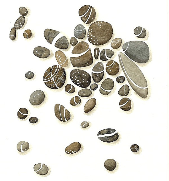 Pebbles No.21 by Loris World (image credits by Loris World)