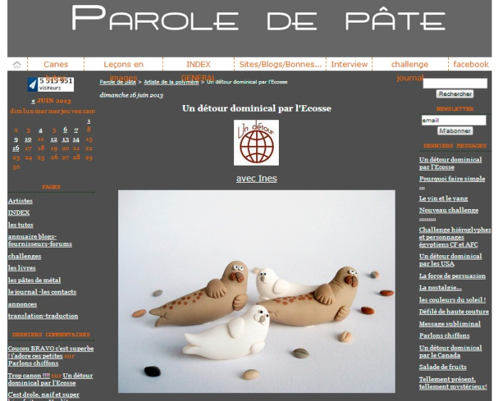 The Little Creatures at Parole de Pate