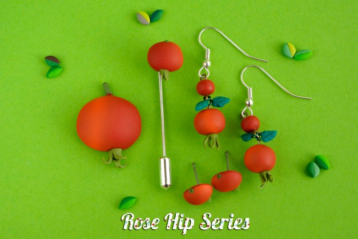 The rose hip series