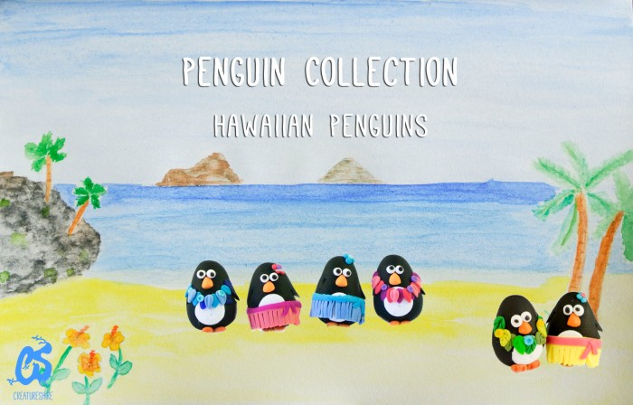 Hawaiian penguins at the beach :)