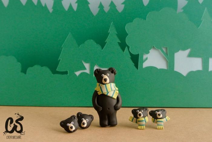 Bear collection - Black bears