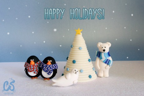Happy Holidays from Creatureshire